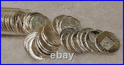 $10 Roll of Proof Silver Quarters Random Mix Of 40 Coins All 90% Silver Quarters