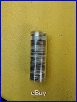 1933-1964 Silver Washington Quarter Roll 40 Coins Mixed