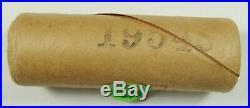 1954-S Silver Washington Quarter Uncirculated original roll see description