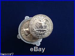 1954-S Washington Silver Quarter Original BU Roll of 40 Coins E5045