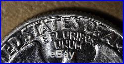 1959 Type B Reverse Washington Silver Quarter Roll