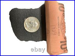 1959 roll of silver quarters