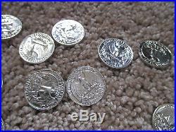 1963-P Roll of Gem Proof Silver Washington Quarters STUNNING MINT SPECIMENS