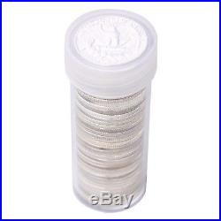 1963 Washington Quarter 90% Silver BU Roll 40 US Coin Lot