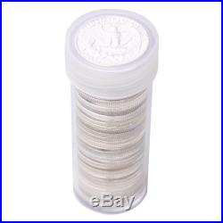 1963 Washington Quarter Roll 90% Silver Gem Proof 40 US Coins