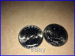 1964-D Silver Washington Quarter BU Roll Silver American Coin 40