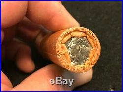 1964 P Unc. OBW $10 Roll Washington Quarter BU 90% Silver Original Bank Wrap