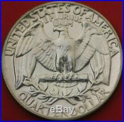 1964 Proof Washington Quarter 25c Gem Proof Full Roll 40 Coins. Item 3