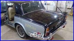 1976 Rolls Royce Silver Shadow Rear Body/Quarter Panel Cut (Call First)