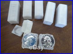 1 ROLL 1961 Proof Washington Quarter 90% Silver US Coins Lot CHARITY