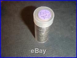 1 Roll Washington Quarters, 40`S-50`S Mixed P&D. FREE SHIPPING