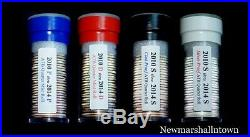2010 2011 2012 2013 2014 P+D+S+S ATB National Parks Mint Proof Roll Set of 100