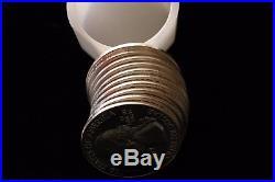2011 America the Beautiful Glacier 5 oz X 10 roll. 999 Fine Silver Quarter Coin