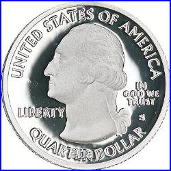 2020 S Marsh-Billings-Rockefeller Quarter Roll ATB 99.9% Silver Proof 40 Coins