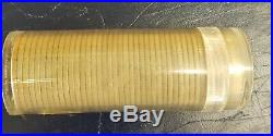 (40) 1951-D Original BU SILVER Washington Quarter Roll - choice to gem coins