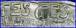 (40) 1963 Type B Reverse FS-901 Washington Silver Quarter Roll BU Uncirculated