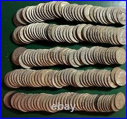 Five Rolls or 200 Washington 90% Silver Quarters