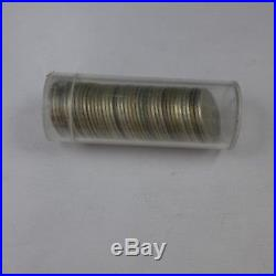 Lot- Roll Of 40 Barber Silver Quarters 90% $10 Face, Nice Mix AG-G Avg Circulated