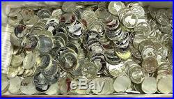 Modern Roll of 90% Silver Proof, BU Cameo S Mint Washington State Quarters