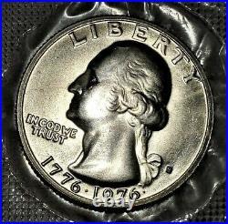ROLL SILVER 1976 S BU Bicentennial Washington quarter Uncirculated 40 Gem Coins