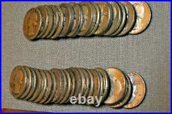 Roll (40) Washington Silver 90% Quarter. 25 Coin