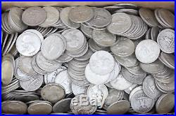 Roll Of Washington Quarters 90% Silver 1932-64 (40 Coins) $10 Face Value 98%+