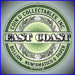 (Roll of 40) $10 FV PROOF Silver State Quarters 90% 25c ECC&C, Inc