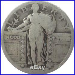 Roll of 40 $10 Face 90% Silver Standing Liberty Quarters No Dates