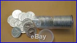 Roll of (40) 1955 D GEM BU 90% Silver Washington Quarters