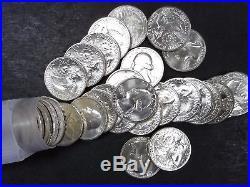 Roll of (40) 1976-S 25C Washington Quarters 40% Silver Gem BU