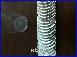 Roll of 40 2008-S Proof Arizona 90% Silver Quarters