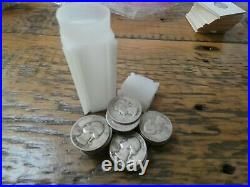 Roll of 40 90% Silver Quarters