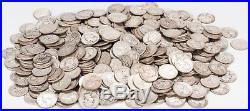 Silver Washington Quarters 3 Rolls Of 40 $30 Face Value