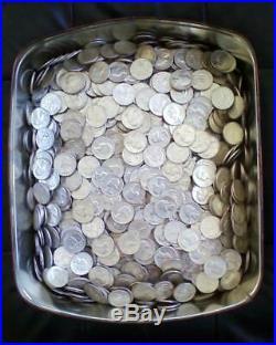 Silver Washington Quarters 4 Rolls Of 40 $40 Face Value