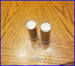 US 90% Silver Quarters 2 Rolls (80 coins) Mixed lot. Ungraded, unsearched
