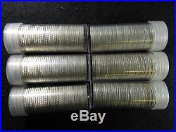 Washington Quarter Roll 40 Coin Full Roll BU