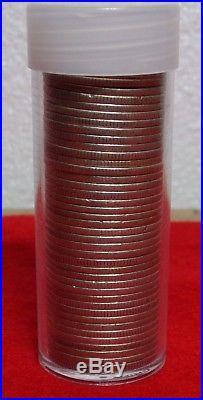 Washington Silver Quarters(1934/1939)$10 Face Value-full Roll-90% Silver